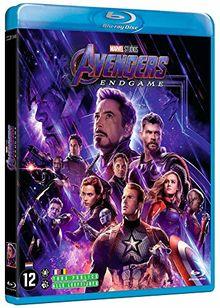 Avengers 4 : endgame [Blu-ray] [FR Import]