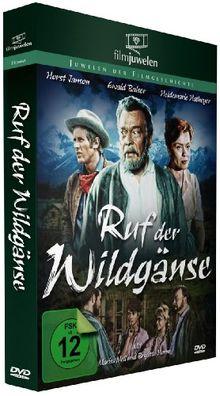 Ruf der Wildgänse - Via Mala in Kanadas Bergwelt - Filmjuwelen