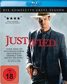 Justified - Season 1 [Blu-ray]