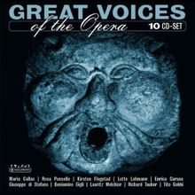 Great Voices of the Opera