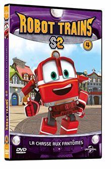 Robot trains, vol. 4 : la chasse aux fantômes