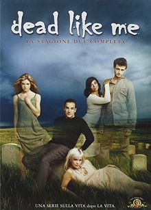 Dead like me Stagione 02 [4 DVDs] [IT Import]