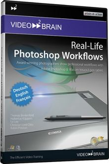 Real-Life Photoshop Workflows (DVD-ROM)