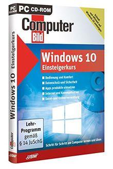 ComputerBild Windows 10 Einsteigerkurs