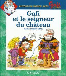 GAFI SEIGNEUR CHATEAU N9 CPCE1 (Gafi le fantôme)