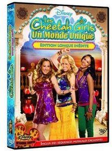Cheetah girls 3 - un monde unique [FR Import]