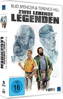 Bud Spencer & Terence Hill - Zwei lebende Legenden [5 DVDs]