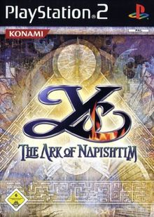 YS The Ark of Napishtim - PS2 *