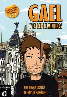 Gael y la red de mentira: Comic A2
