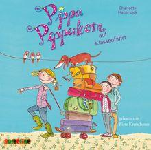 Pippa Pepperkorn auf Klassenfahrt