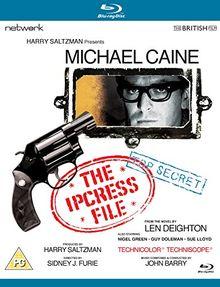 The Ipcress File [Blu-ray] [UK Import]