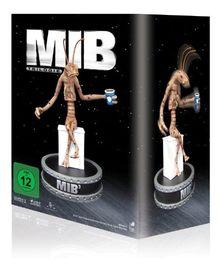Men in Black 1-3, Alien Pack (Limited Edition, exklusiv bei Amazon.de)