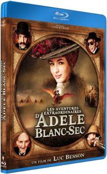 Adèle blanc sec [Blu-ray] [FR Import]