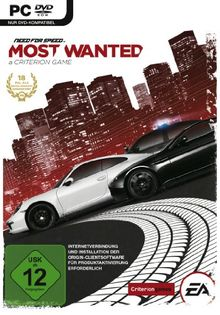Need for Speed - Most Wanted 2012 [Software Pyramide]