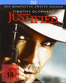 Justified - Season 2 [Blu-ray]