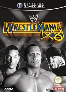 Wrestlemania X8 - GameCube - PAL UK