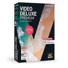 Video deluxe 2020 Premium – Genau mein Film! Premium 2 Geräte unbegrenzt PC Disc Disc