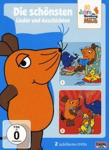 Die Maus - Die schönsten Lieder und Geschichten [2 DVDs]