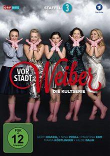 Vorstadtweiber - Staffel 3 [3 DVDs]