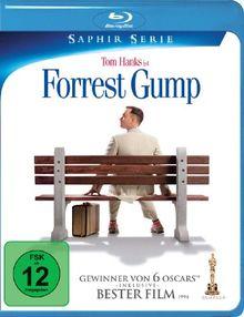 Forrest Gump - Saphir Serie [Blu-ray]