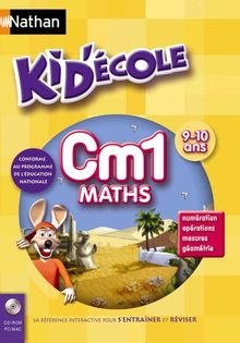 Kid Ecole CM1 Maths