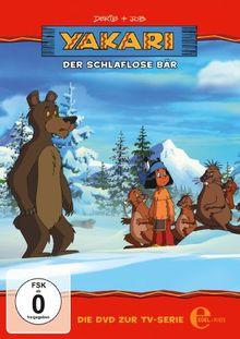 """Yakari - """"Der schlaflose Bär"""" - Folge 22"""