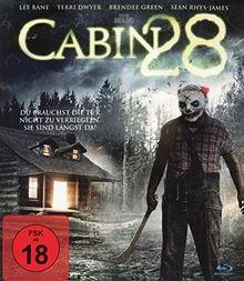 Cabin 28 - Sie sind längst da [Blu-ray]