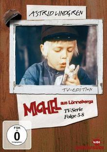 Astrid Lindgren: Michel aus Lönneberga - TV-Serie, Folge 05-08 (TV-Edition)