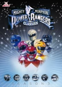 Mighty Morphin Power Rangers ClassiXX - Season 3 (6 DVDs)
