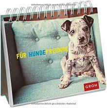 Für Hundefreunde: Aufstellbuch