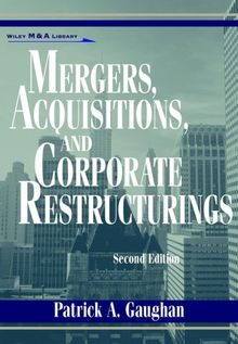 Mergers Acquisitions and Corporate Restructuring