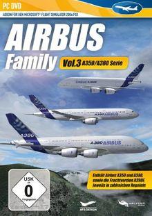 Flight Simulator X - Airbus Family Vol. 3 A350-A380
