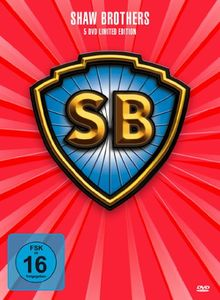 Shaw Brothers Collection 1 [Limited Edition] [5 DVDs]