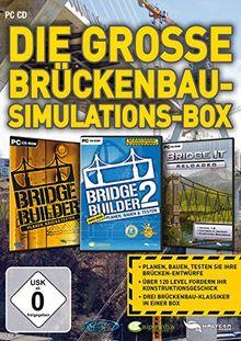 Die große Brückenbaubox