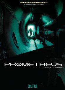 Prometheus: Band 5. Sarkophag