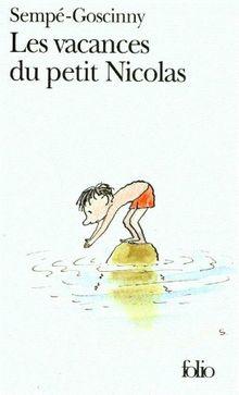 Les Vacances du petit Nicolas (Folio)