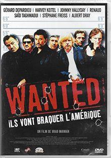 GERARD DEPARDIEU - WANTED (1 DVD)