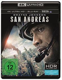 San Andreas (4K Ultra HD) [Blu-ray]