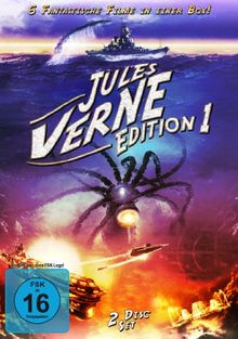 Jules Verne Edtion 1 [2 DVDs] [Collector's Edition]
