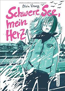 Schwere See, mein Herz: Graphic Novel (suhrkamp taschenbuch)