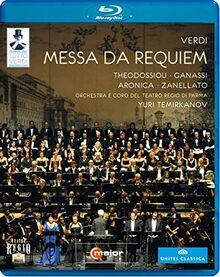 Tutto Verdi - Messa da Requiem [Blu-ray]