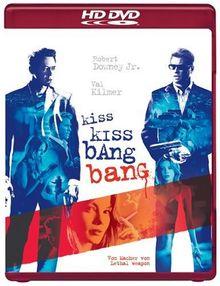 Kiss Kiss Bang Bang [HD DVD]