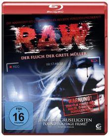 RAW - Der Fluch der Grete Müller [Blu-ray]