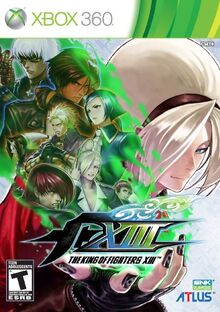 The King of Fighters XIII XBox360 US Version