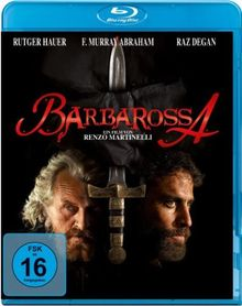 Barbarossa [Blu-ray]
