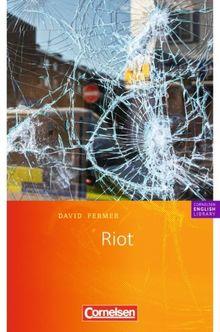 Cornelsen English Library - Fiction: 9. Schuljahr, Stufe 2 - Riot: Textheft: Textheft Fiction. 9. Schuljahr, Stufe 2