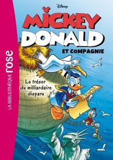 Mickey, Donald et compagnie : Le trésor du milliardaire disparu