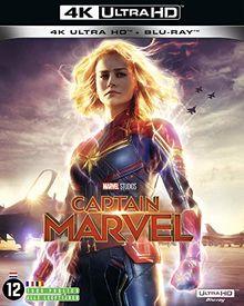 Captain marvel 4k ultra hd [Blu-ray] [FR Import]