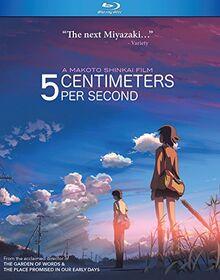 5 CENTIMETERS PER SECOND - 5 CENTIMETERS PER SECOND (1 Blu-ray)