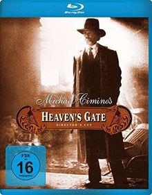 Heaven's Gate - Director's Cut [Blu-ray]